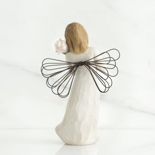 Angel Thinking of You 26131_2 Willow Tree Beeldje