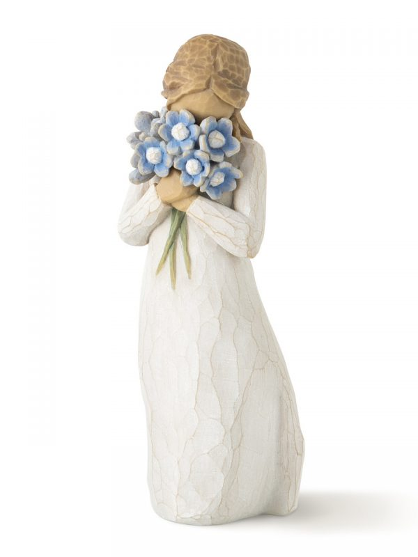 Forget-me-Not-26454-Willow-Tree-Beeldje