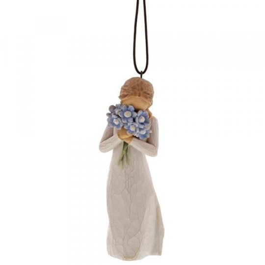 Forget-me-Not-Ornament-27911-Willolw-Tree