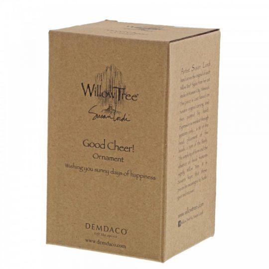 Good Cheer box Willow Tree Beeldje