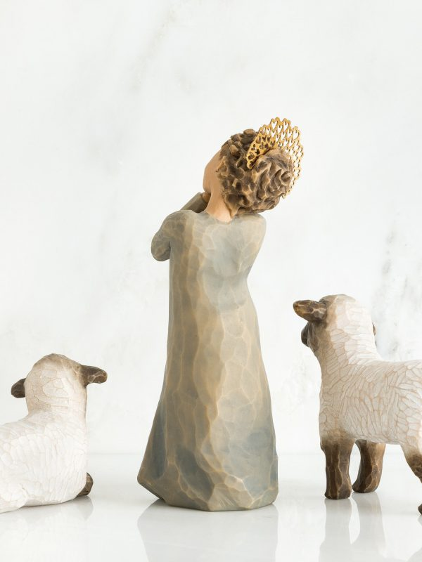 Little Shepherdess 26442 Willow Tree Beeldjes