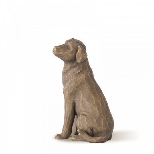 Love my Dog 27683 Dark Willow Tree Beeldje
