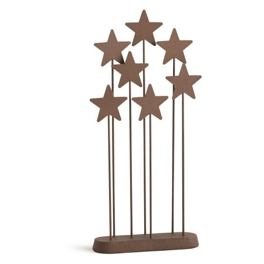Metal Star 26007 Willow Tree Kerst