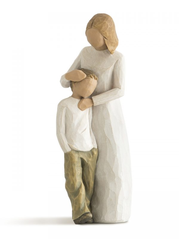 Mother and Son 26102 Willow Tree Beeldje