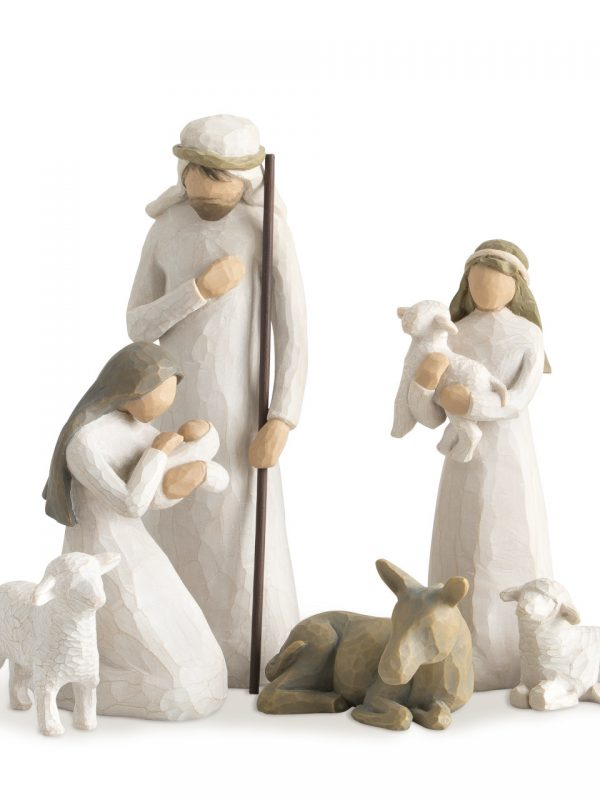 Nativity Set 26005 Willow Tree Beeldjes Kerst