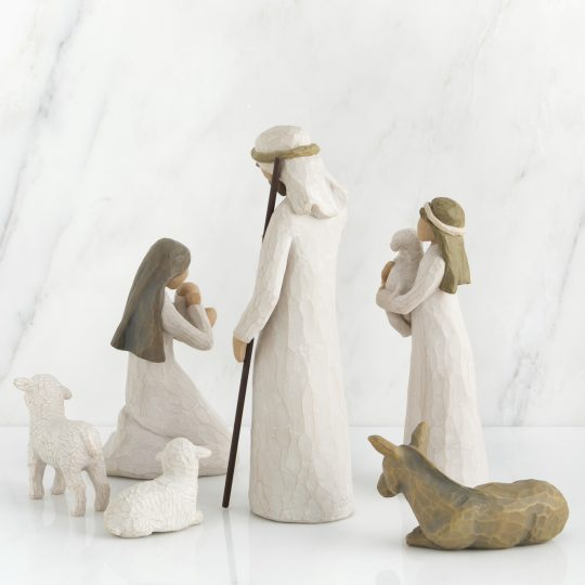 Nativity Set 26005_1 Willow Tree Beeldjes