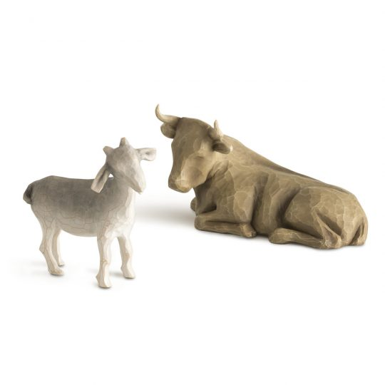 Ox-and-Goat-26180-Willow-Tree-Kerst