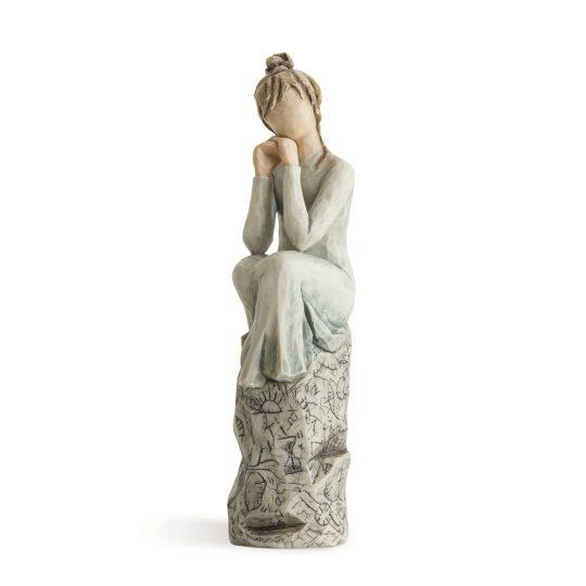 Patience-27537-Willow-Tree-Beeldje