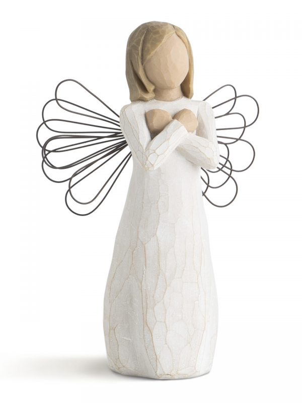 Sign for Love 26110 Willow Tree Angel