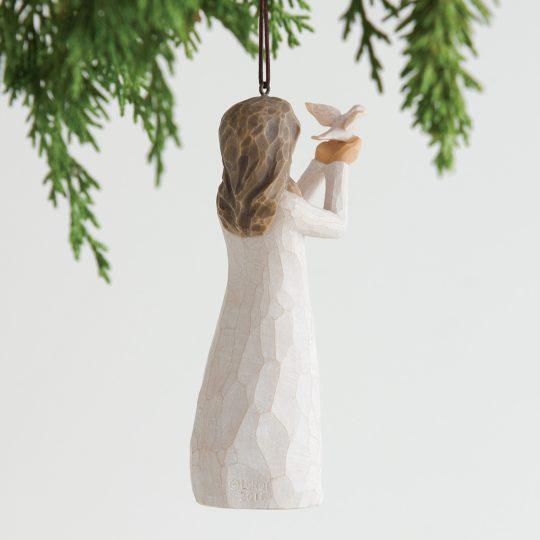Soar 27577_1 Willow Tee Ornament
