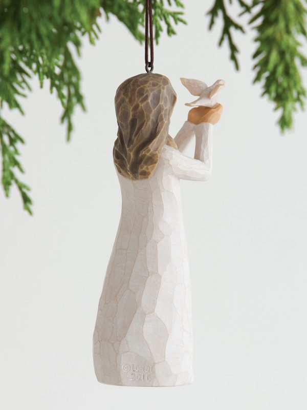 Soar 27577_1 Willow Tee Ornament
