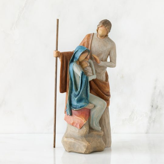 The Holy Family 26290_1 Willow Tree Beeldje