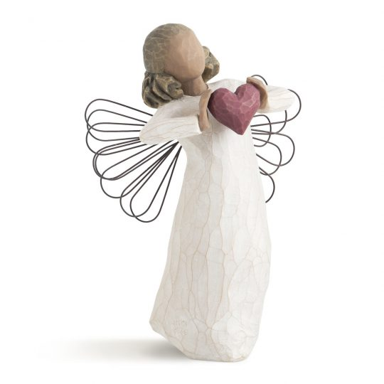 With Love 26182 Willow Tree Angel