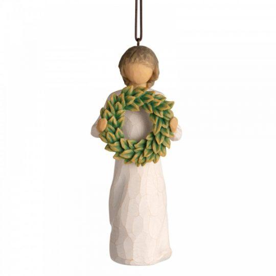Magnolia Willow Tree Ornament 28014