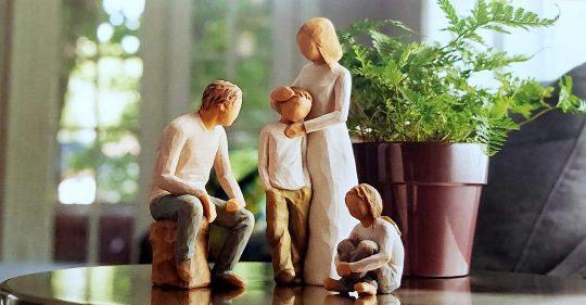 Willow Tree Familie Beeldjes